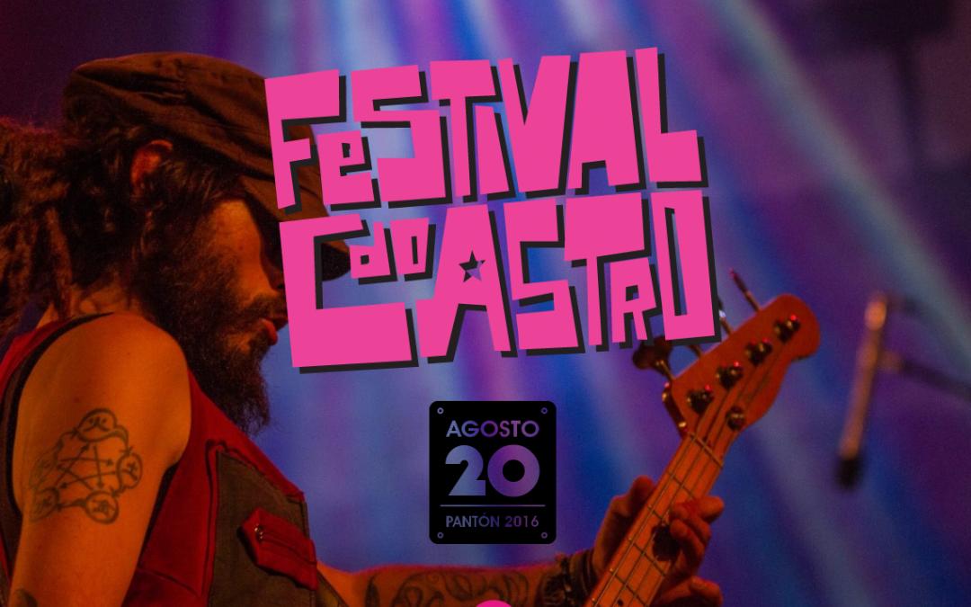 Aquí está o Festival do Castro 2016!